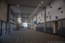 Inside a Hallway of Austin Convention Center
