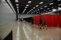 Inside Exhibit Hall 4 at Austin Convention Center