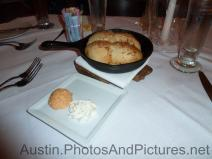 Bread and butter at Hudson's Bend Restaurant.jpg