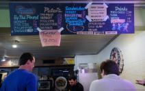 Frankly BBQ Austin - People ordering at the cashier counter after nearly 3 hours of waiting.jpg