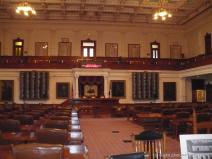 Texas Capitol building House of Reprenstatives room in Austin.jpg