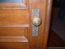 Brass Door knob with Texas Star at the Texas State Capitol Building.jpg