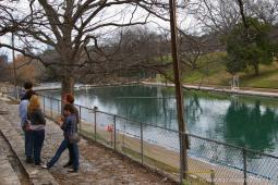 Barton Springs Pool Pictures and Photos